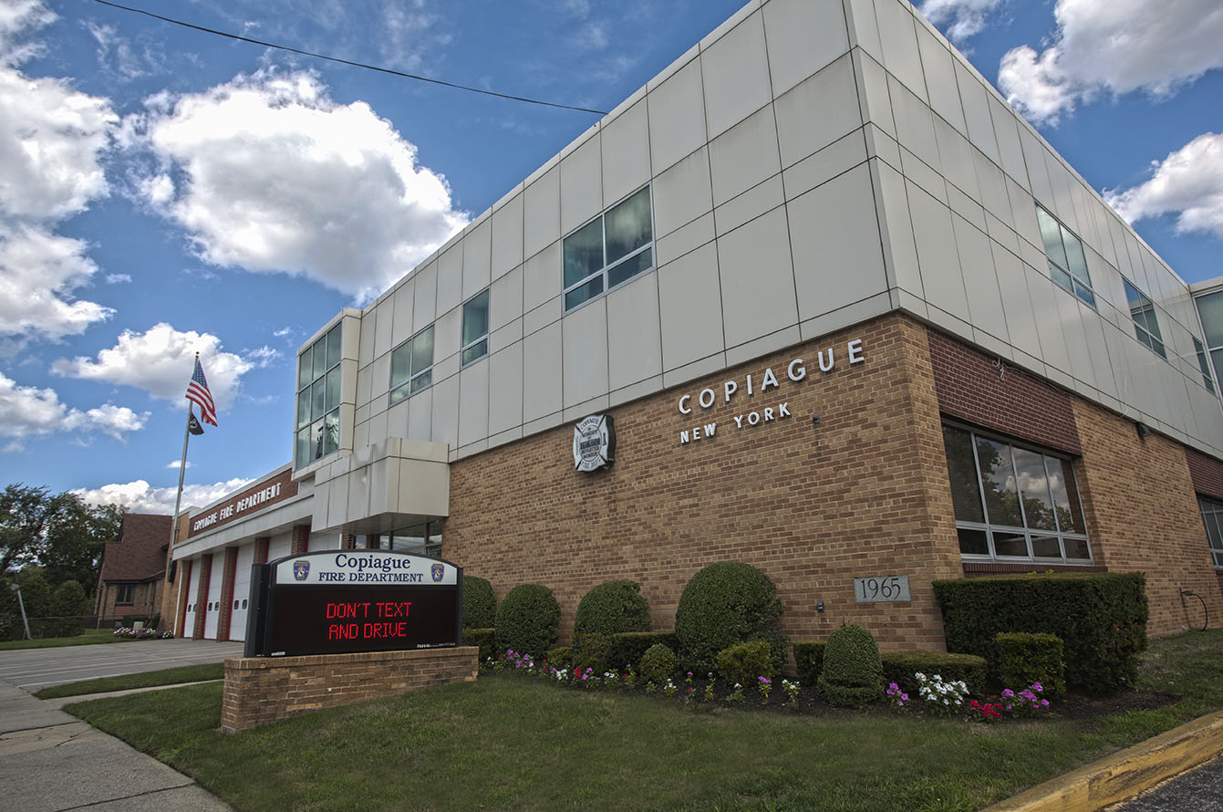 Copiague Fire Department