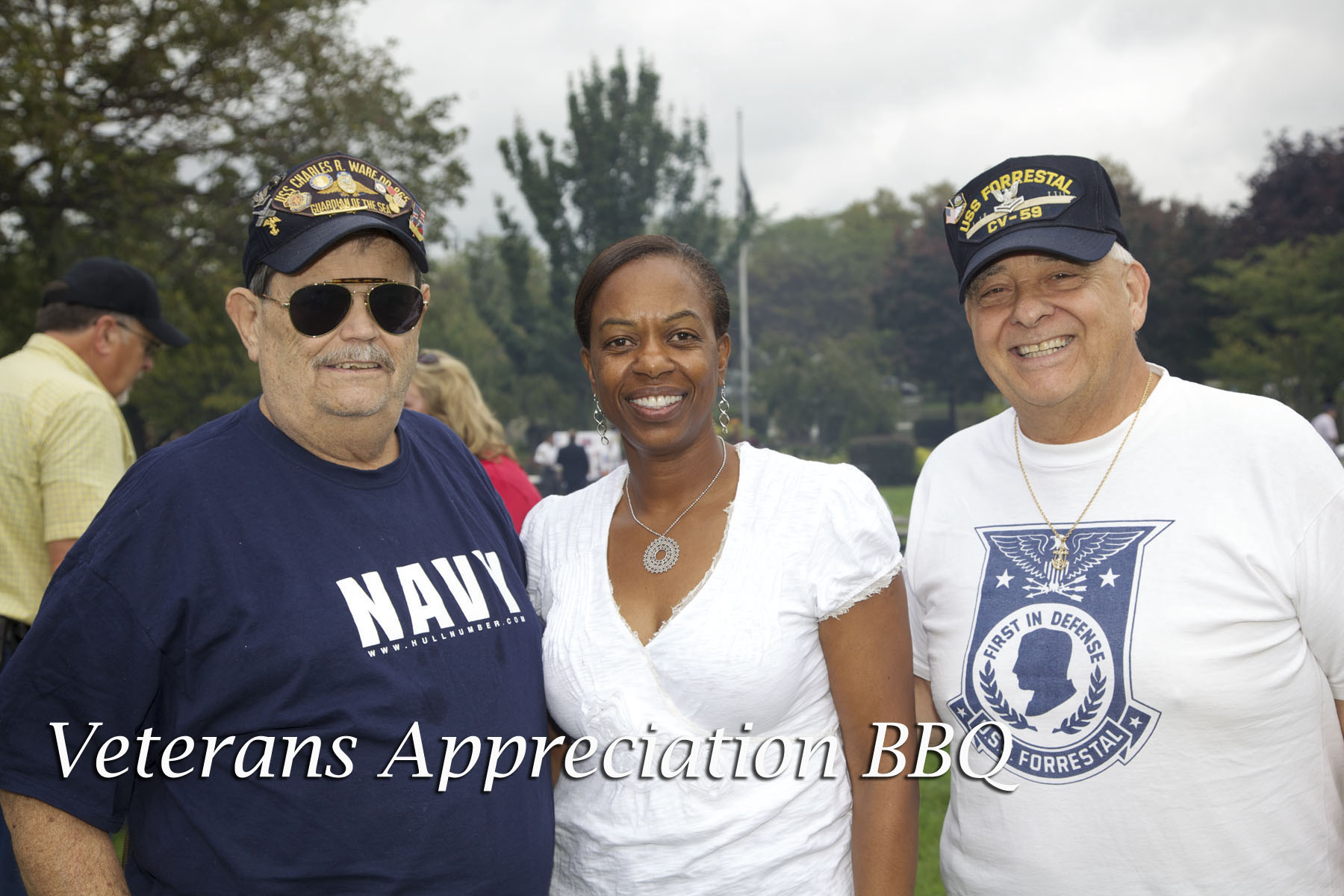 Veterans Appreciation BBQ 1