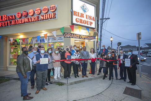 RLB Safety_Hardware Ribbon Cutting small